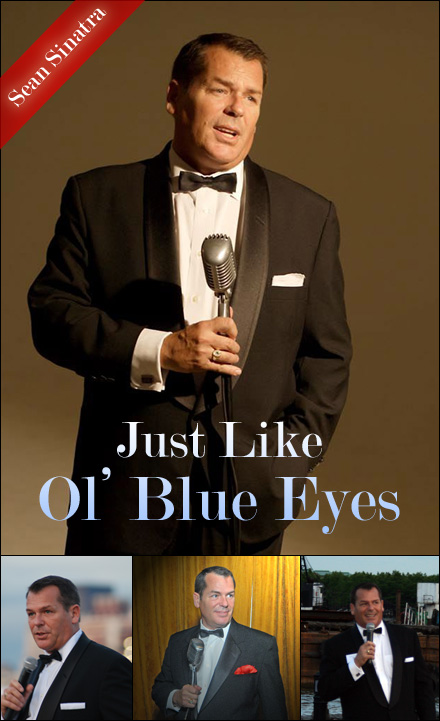 Sean Sinatra - Just Like Ol' Blue Eyes